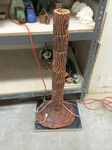 Paul ceramic tree light 2015