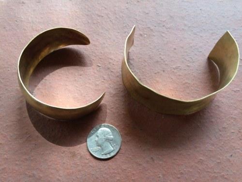Paul metal bracelets March 2015