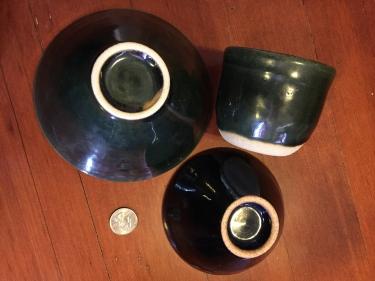 Paul ceramic pots 23 May 2016