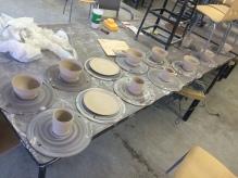 Bowls in Progress