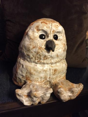 Hedwig owl