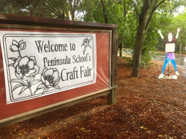 Peninsula School Craft Fair, 20 Nov 2016
