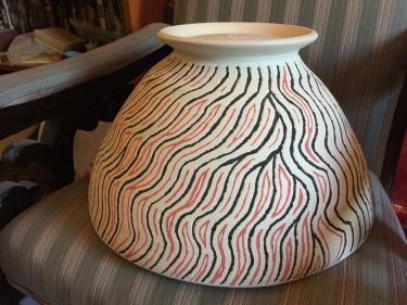 Paul D. Goodman ceramics, July 2017