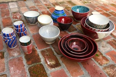 Paul D. Goodman ceramics November 2017